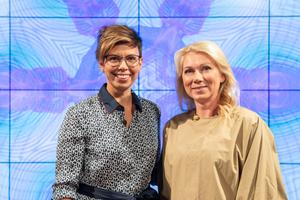 Kristina Šmigun-Vähi saates