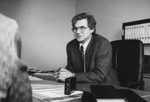 ETV peadirektor Hagi Šein aastal 1995