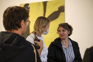 Temnikova & Kasela galeriis avati näitus