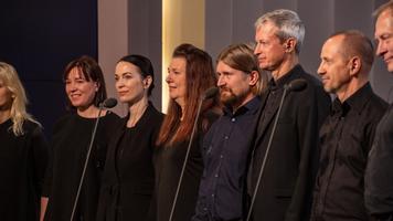 Veronika Portsmuthi kooriakadeemia kammerkoor saates