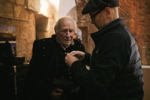 Съемки фильма