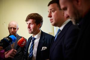 Koalitsiooninõukogu koosolek