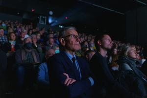 Kumus esilinastus dokumentaal Ülo Soosterist