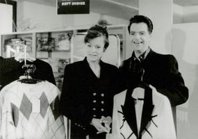 Mare Peterson - Anne Veesaar, Harri Ahven - Tõnu Kilgas, 7.osa. 1993