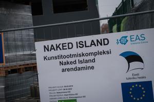 Naked Islandi sarikapidu