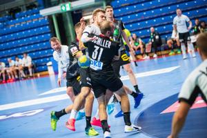 Отборочный матч ЧЕ по гандболу: Эстония - Германия.