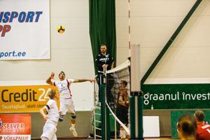 Балтийская волейбольная лига:
