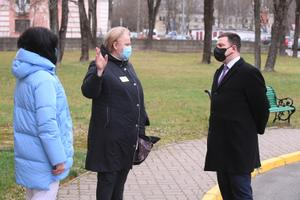Peaminister Jüri Ratase Ida-Virumaa visiit.
