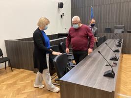 Sergei Berezovski ja Kiira Berezovskaja kohtuistung.
