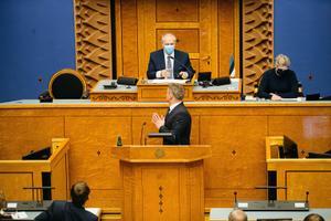 Imre Sooääre astumine riigikogu liikme ametisse