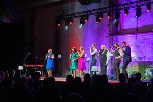 Estonian Voices tähistas Jõulujazzil 10. sünnipäeva