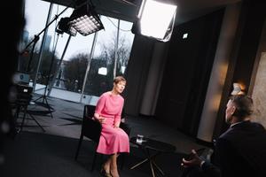 Aastalõpu intervjuu presidendiga