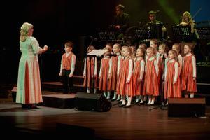 Eesti Raadio Laste Laulustuudio lapsed