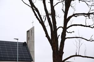 Церковь в Саку.