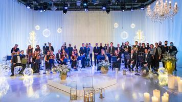 Esimesel jõulupühal jõudis vaatajateni heategevussaade