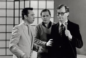 Vadim Zaitsev, Vello Suuroja, Mati Eliste. 1984