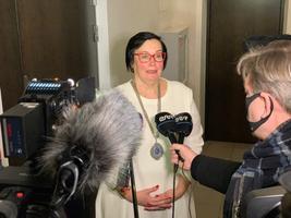 Narva linnapeaks valitud Katri Raik.