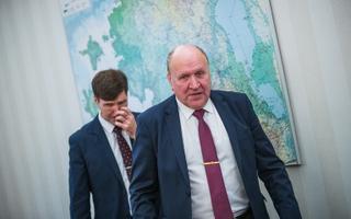 Mart Helme jätmas selja taha ametit siseministrina