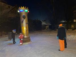 Rahvas kogunes Jaak Joala monumenti uudistama.