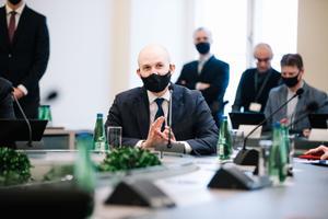 Kaja Kallase valitsus kogunes esimesele istungile