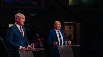 Mart Luik ja Mart Helme