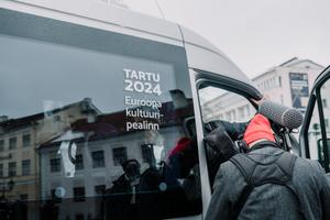 The Tartu 2024 cooperation agreement signing took place in 19 municipalities in South Estonia.