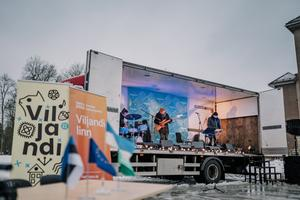Viljandi. The Tartu 2024 cooperation agreement signing took place in 19 municipalities in South Estonia.