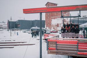 Valga. The Tartu 2024 cooperation agreement signing took place in 19 municipalities in South Estonia.