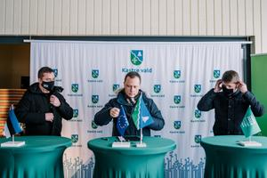 Kastre municipality. The Tartu 2024 cooperation agreement signing took place in 19 municipalities in South Estonia.