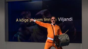 Redel alias Indrek Vaheoja ja Kristjan Oden