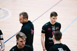 Võrkpalli Balti liiga: TalTech - Amber Volley
