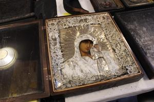 Narva-Jõesuu õigeusu kiriku põlengus kahjustada saanud kunstivarad