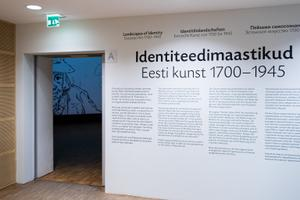 The new permanent exhibition at KUMU.