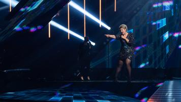 Eesti Laul 2021 second semi-final rehearsals.