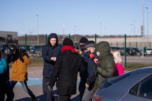 Hillar Teder pääses Tallinna vanglast vahi alt