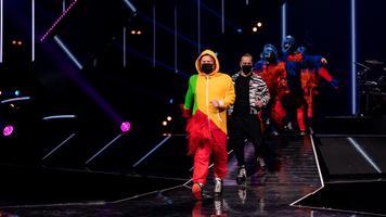 Eesti Laul 2021 finaali läbimäng