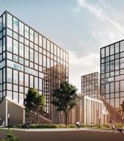 Архитектурный проект квартала Вольта.