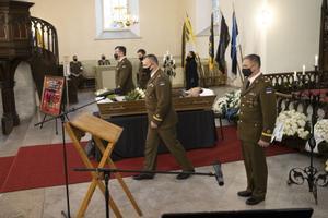 Kindral Johannes Kerdi ärasaatmine.