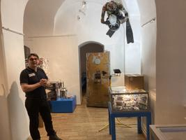 Politseimuuseumi salakaubanäitus.