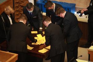 Riigikogu members will elect new board members on March 18.