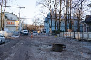 Poska tänava remont