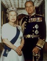 Kuninganna Elizabeth ja prints Philip