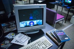 Videomängude muuseum kolis Rahvusraamatukogusse.