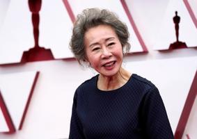 Parima naiskõrvalosa Oscari nominent Youn Yuh-jung