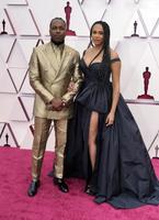 Parima meeskõrvalosa Oscari nominent Leslie Odom Jr. ja Nicolette Robinson