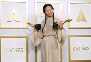 Chloe Zhao kahe Oscariga