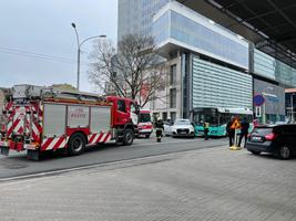 ДТП в центре Таллинна.