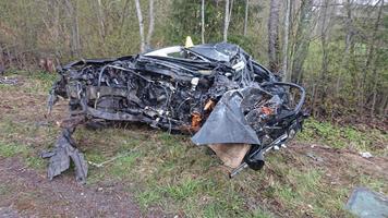 Liiklusõnnetus Vaiklas.