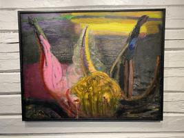 Viljandis Rüki galeriis saab tutvuda Tiit Pääsukese maalinäitusega
