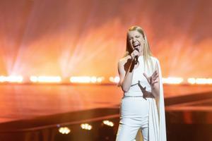 Eurovisiooni I poolfinaal   Sloveenia - Ana Soklič